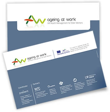 Ageing At Work Leaflet